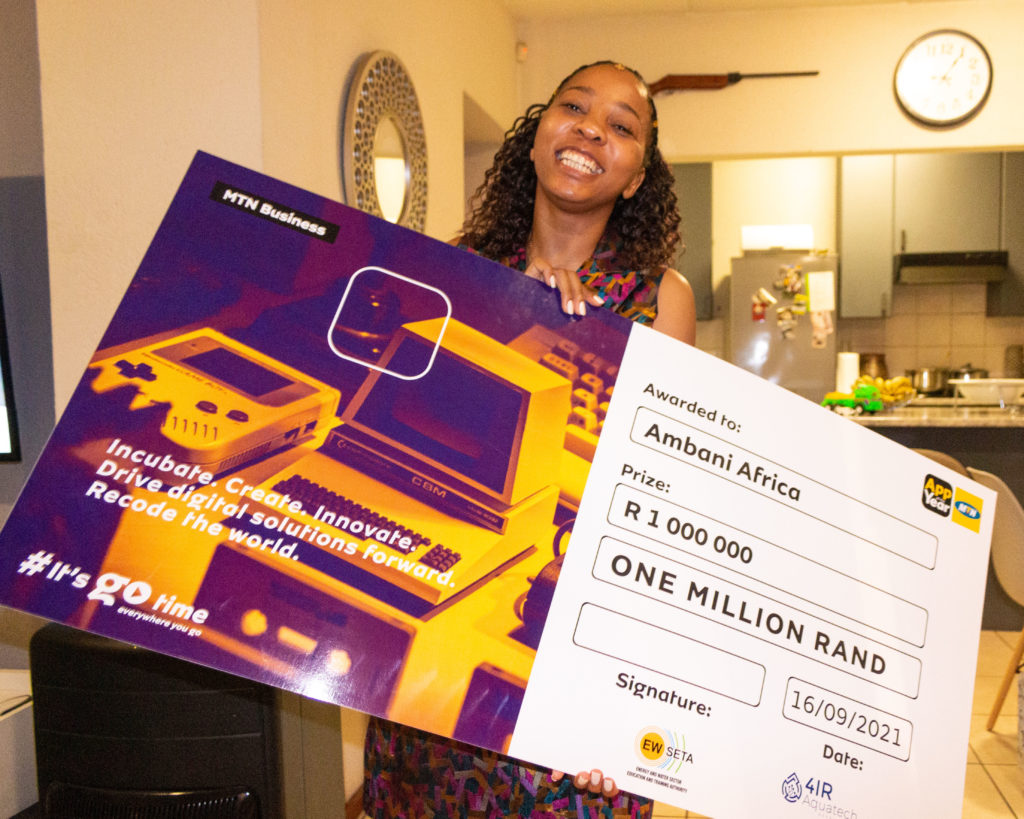 2021 MTN Business App of the Year Awards winners announced